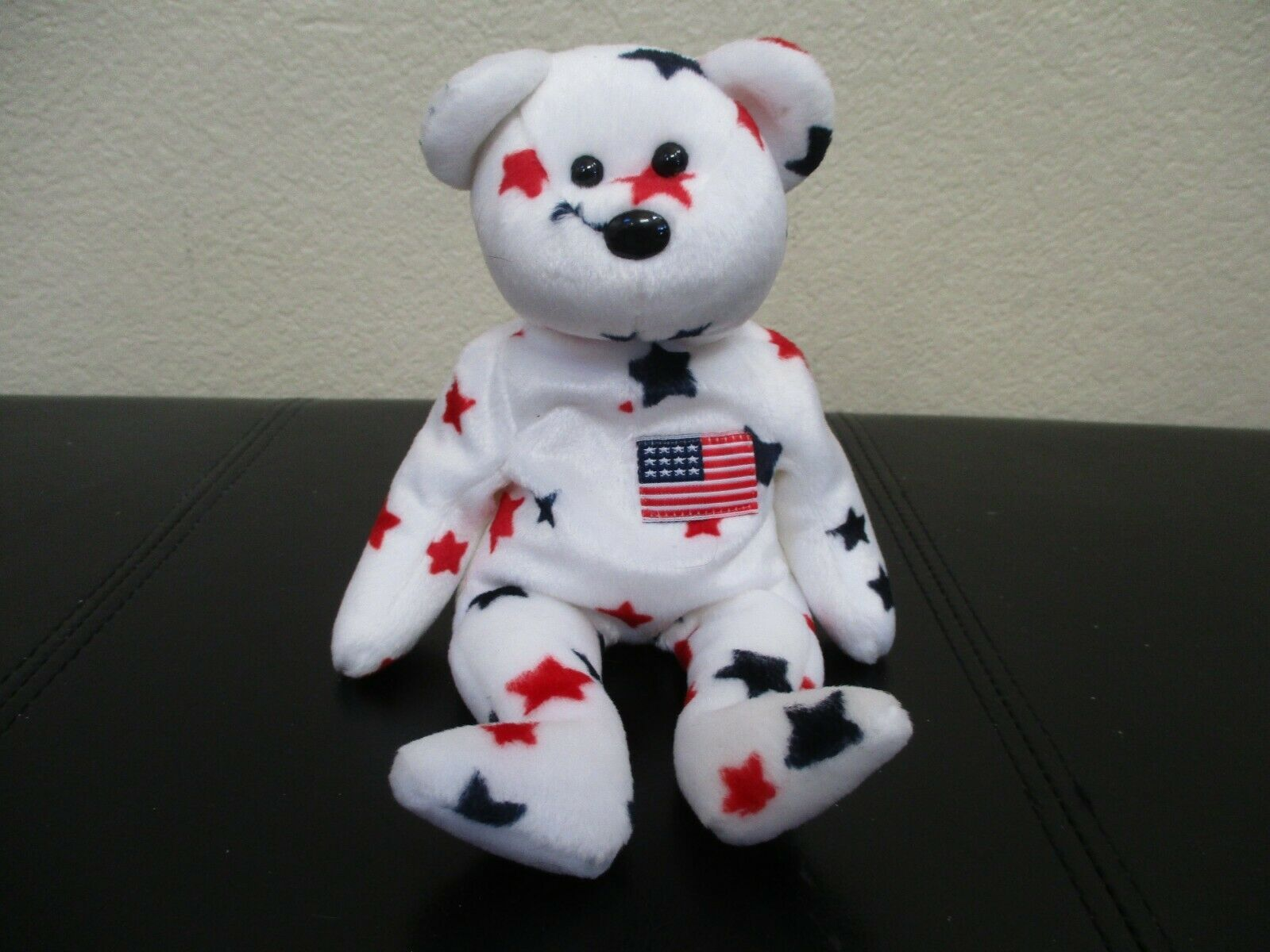 Primary image for Ty Beanie Babie Glory the Bear NO TAG