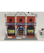 LIONEL DEPT 56- RETIRED-  ELECTRIC TRAIN SHOP- SNOW VILLAGE- BOXED - NEW... - $146.02