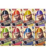 Red Power Wave Silky Satin Durag Longer & Wide Tails Men's Doo Rag Caps ... - $3.99