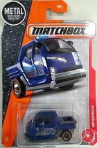 Matchbox 2017 70/125 Heroic Rescue Blue Police Meter Made - $4.94