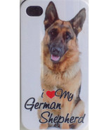 I Love My German Shepherd Hard Case for iPhone 4 and 4S - $9.99
