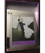 NEW Arte de Casa Silver Plated with Bow Accent Photo Album - $25.00
