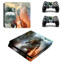 Skypim Decal Skin For PS4 Slim Cover For Playstation 4 PS4 Slim Skin Stickers - $19.90