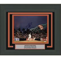 FRAMED Autographed/Signed MADISON BUMGARNER San Francisco 16x20 Photo PS... - $274.99