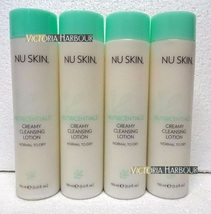 Four pack: Nu Skin Nuskin Nutricentials Hydra Clean Creamy Cleansing Lotion x4 - $76.00