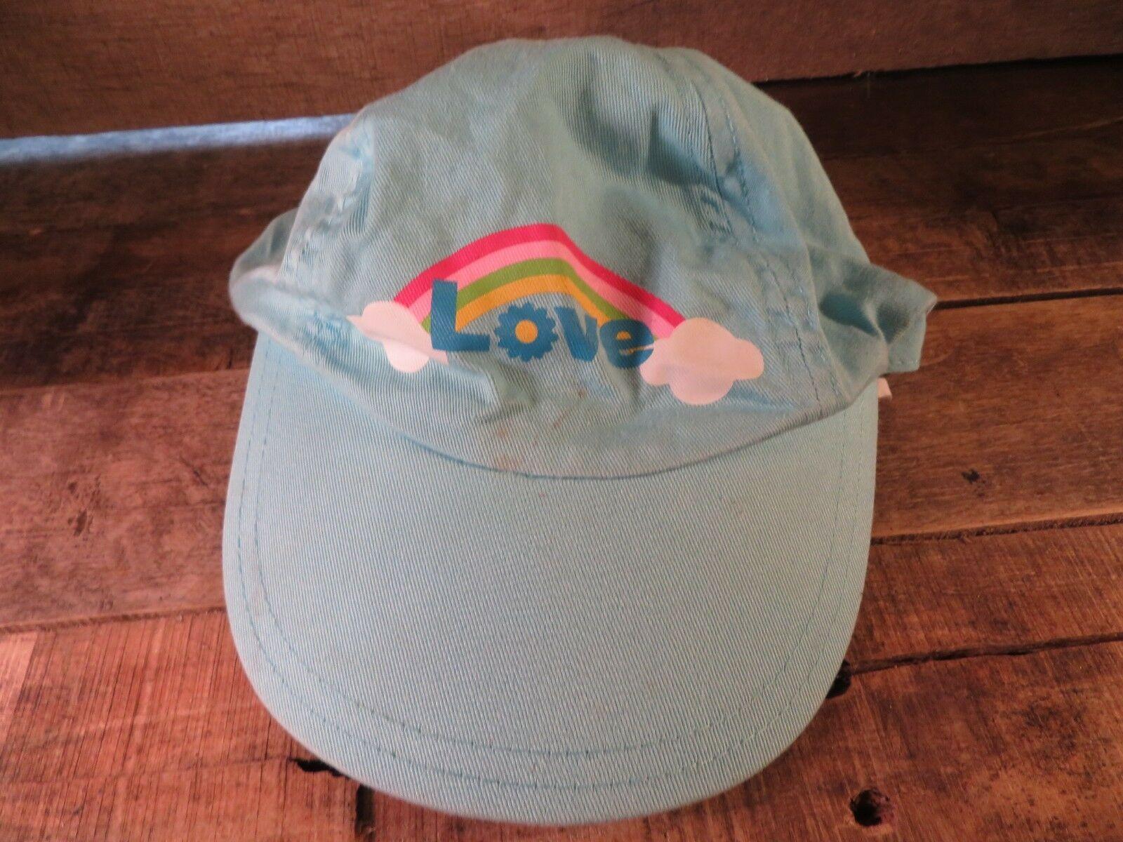Amour Nuages Arc-En-Ciel Enfants Chapeau
