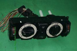 Audi TT AC Climate Control Center Dash Bezel Unit Heater 8N0 820 043A image 5