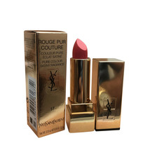 Yves Saint Laurent Rouge Pur Couture Lipstick #17 Rose Dahlia 0.13 OZ - $43.73
