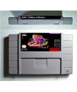 Legend of Zelda Goddess of Wisdom Snes Super Nintendo NTSC USA Version -... - $19.99