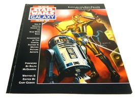 Art of Star Wars Galaxy Vol 2 Softcover Book Miller Zeck Golden Simonson... - $24.95