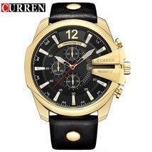 Men Watch 2019 CURREN Men's Quartz Wristwatches Male Clock Top Brand Luxury Relo - $27.00