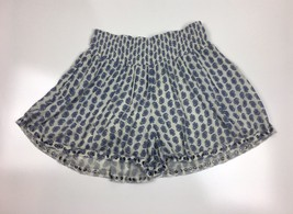 Ralph  Lauren  Denim  & Supply  Beige Floral Wide Leg Short Size S/P - $14.98