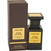 Tom Ford Fleur De Chine Perfume 1.7 Oz Eau De Parfum Spray image 4