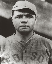 Babe Ruth 8X10 Photo Boston Red Sox Baseball Picture Close Up - $3.95