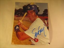 """*Signed* STEVE GARVEY Los Angeles DODGERS 8""""x10"""" Photo AUTOGRAPH [c4b] - $11.52"""