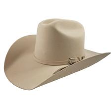 Men's Cowboy Hat El General Texana 20X Horma Boro Color Beige Wool - €59,94 EUR