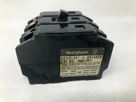 Westinghouse HQC3030 Quicklag C Circuit Breaker 3P 240VAC 30A Type Hqc - $13.98