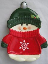 Snowman Spoon Rest / Wall Hanging - $14.99