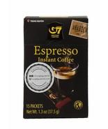 Trung Nguyen - G7 Instant Espresso Coffee – 15 Single Serve Sticks - Pur... - $9.89