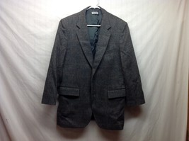 Chadmore Men's Wool Blend Fully Lined Grey Blazer Sz 40R