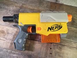 NERF Recon CS-6 Dart Gun & Clip Toy - $7.91