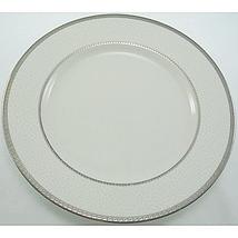 Mikasa Imperial Flair L3228 Platinum Salad Plate - $10.99