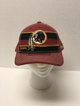 Reebok NFL Football Equipment Washington Redskins Mascot Logo Hat size L/XL - $25.73