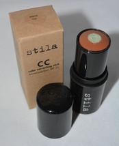 Stila cc Color Correctora Adhesivo SPF 20 Completo Talla Verde Core Elim... - $14.83