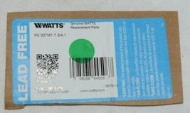 Watts 6006076 3/4 1 Inch Double Check Valve Total Repair Kit Lead Free image 7