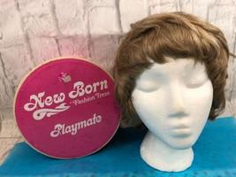 New Born Fashion Tress PLAYMATE Style 4444 Vintage Dark Blonde Wig - $26.18