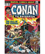 Conan The Barbarian Comic Book #26 Marvel Comics 1973 VERY FINE- - $11.64