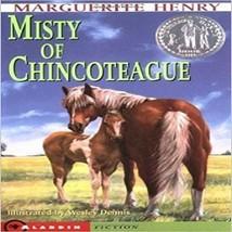 Misty de Chincoteague par Marguerite Henry (1991-04-30) [Livre de Poche ] - $38.30
