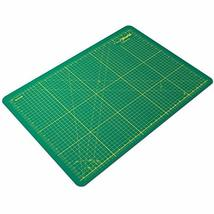Crafty World Deluxe Cutting Mats - Double Sided Used by Pro Hobbyists - Self Hea image 3