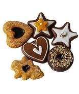 Panda Legends Cookies-6 Pcs Artificial Cookie Fake Biscuits Simulation Food Part - €13,48 EUR