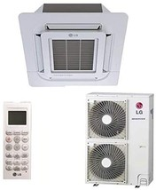 LG - LUU368HV Cooling/ Heat Pump Outdoor, LCN368HV Ceiling Cassette,36,000 BTU 1 - $11,078.19