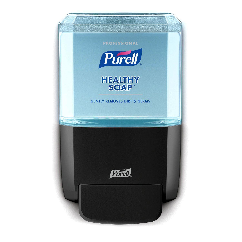 PURELL Professional HEALTHY SOAP Fresh Scent ES4 Starter Kit, Graphite Dispenser