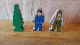 Melissa & Doug Replacement  Engineer, Workman, Tree - $8.90