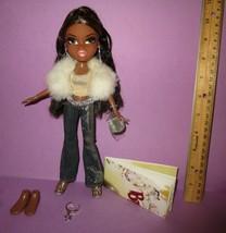 Bratz MGA Forever Diamondz Sasha Girlz Original New Out of Box 2006 Doll... - $42.00