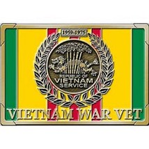 United States American Vietnam War Veteran Belt Buckle - $18.80