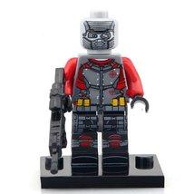 Deadshot Lego Toys Suicide Squad Superhero Minifigure - $3.25