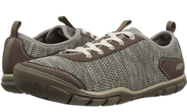 Keen Hush Strick Cnx Größe 7 M (B) Eu 37.5 Damen Schnürschuhe Schuhe Gestromt - $54.34