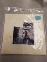 "Vtg MCG Textiles 14 CT BABY BLUE AIDA Cross Stitch Fabric 12"" x 18"" 30cm... - $13.95"