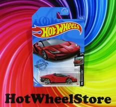 2020  Hot Wheels  Red   '16 LAMBORGHINI CENTENARIO ROADSTER  #170   HW65... - $2.50