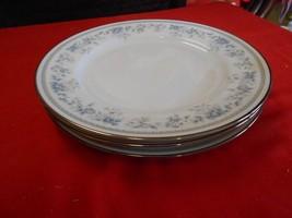 "Beautiful LENOX Banquet Collection ""Bluets"" Set of 3 BREAD  Plates 8.25"" diam. - $19.12"
