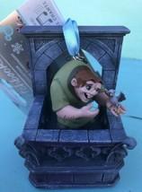 Disney Hunchback Quasimodo Singing Sketchbook Christmas Ornament New wit... - $17.95
