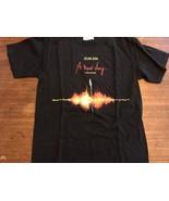 """CELINE DION """"A NEW DAY Live in LAS VEGAS"""" Concert Tour Medium T-Shirt - $14.25"""