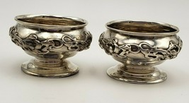 Set of 2 Vintage Sterling Silver #234 Nut Dishes by William Kerr #7386 - $149.00