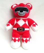 Build A Bear 2017 Power Rangers Red Ranger Plush Limited Edition - $30.95