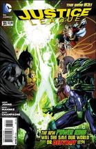 DC JUSTICE LEAGUE (2011 Series) #31 VF/NM - $7.99