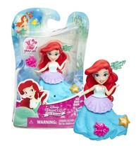 Disney Princesses Ariel Little Mermaid Snap Ins with Octopus New in Package - $7.88